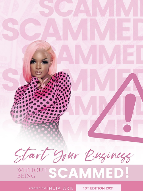 Start your Business Without Being Scammed