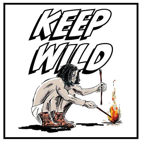 Sticker - Keep Wild
