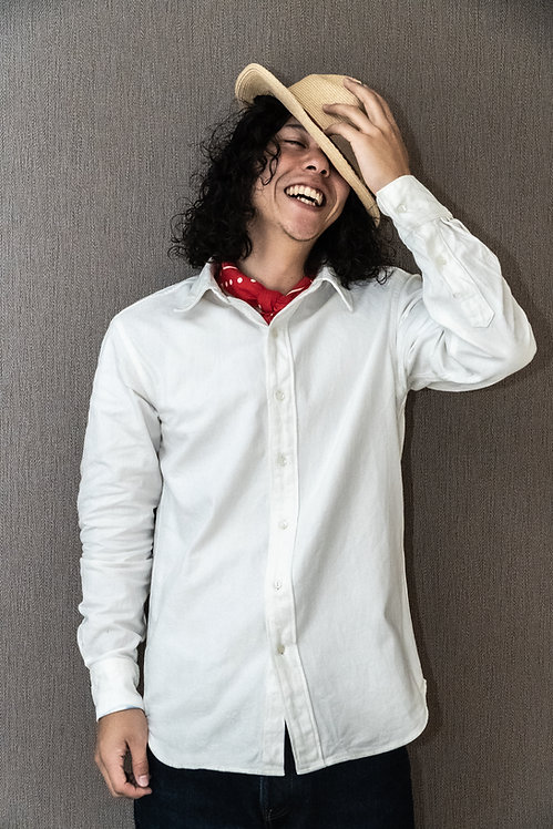 CANVAS WHITE SHIRTS