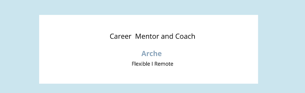Arche mentor posting #2.png