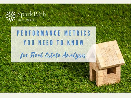 Performance Metrics You Need to Know