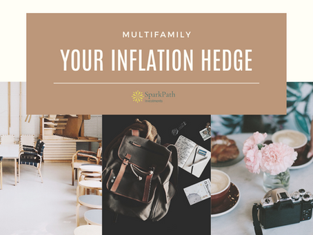 Multifamily, Your Inflation Hedge
