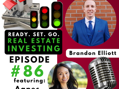 Agnes Wong featured on Podcast!