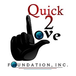 Quick2Love Foundation - 2018 Logo Concep