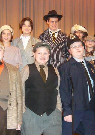 Drama Trial of Goldilacks cast.JPG