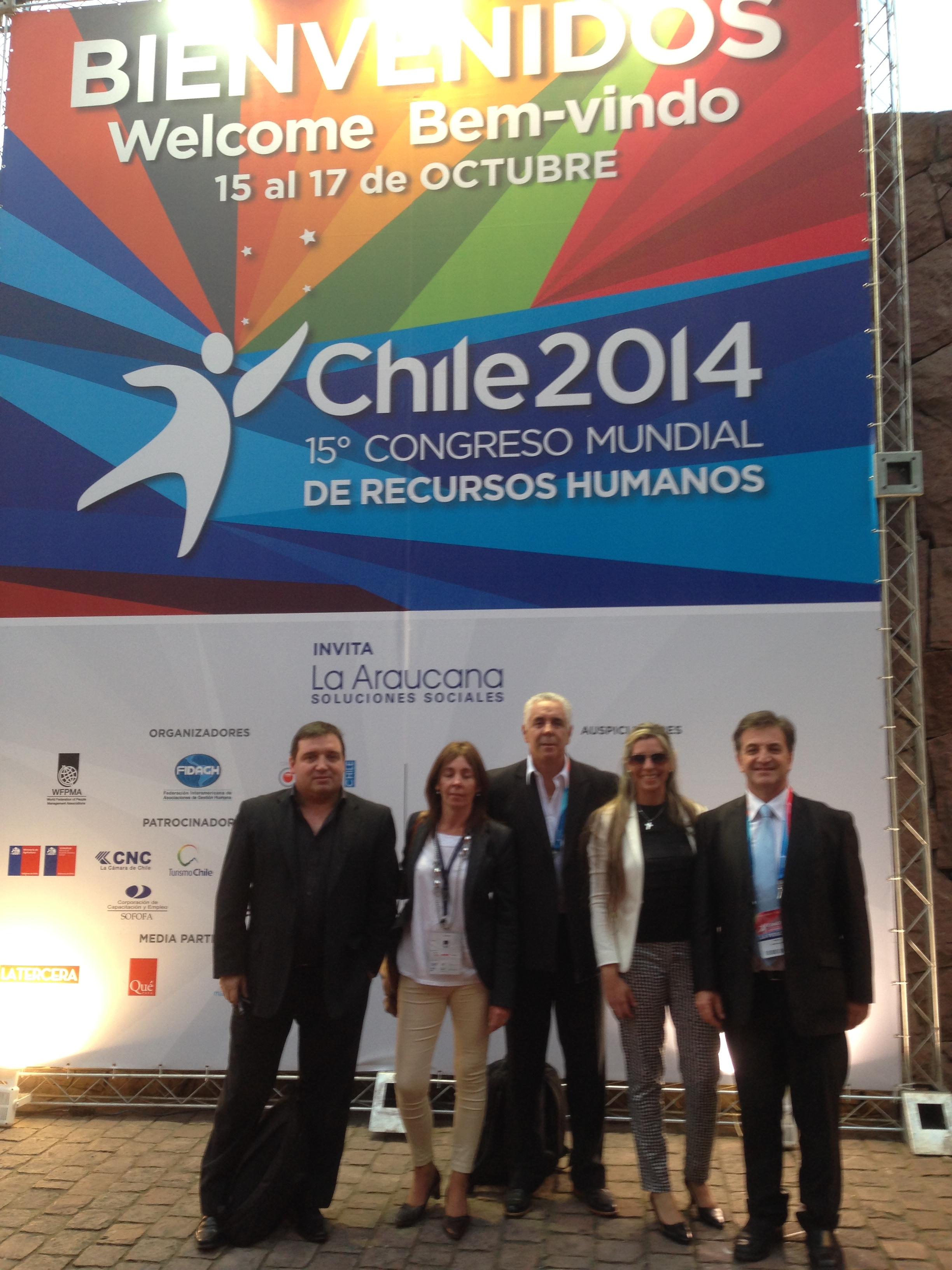 Congreso mundial de RRHH