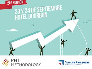 PHI METHODOLOGY en la Cumbre Paraguaya de Gestión de Personas
