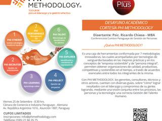 PHI METHODOLOGY en Paraguay - Desayuno académico