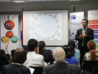 Presentación oficial en Paraguay