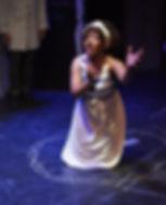 Alma in the chalk circle