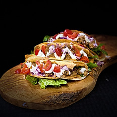 Craft Cheeseburger Taco