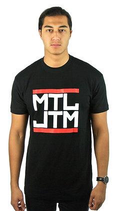 T-Shirt Classique Run-MTL