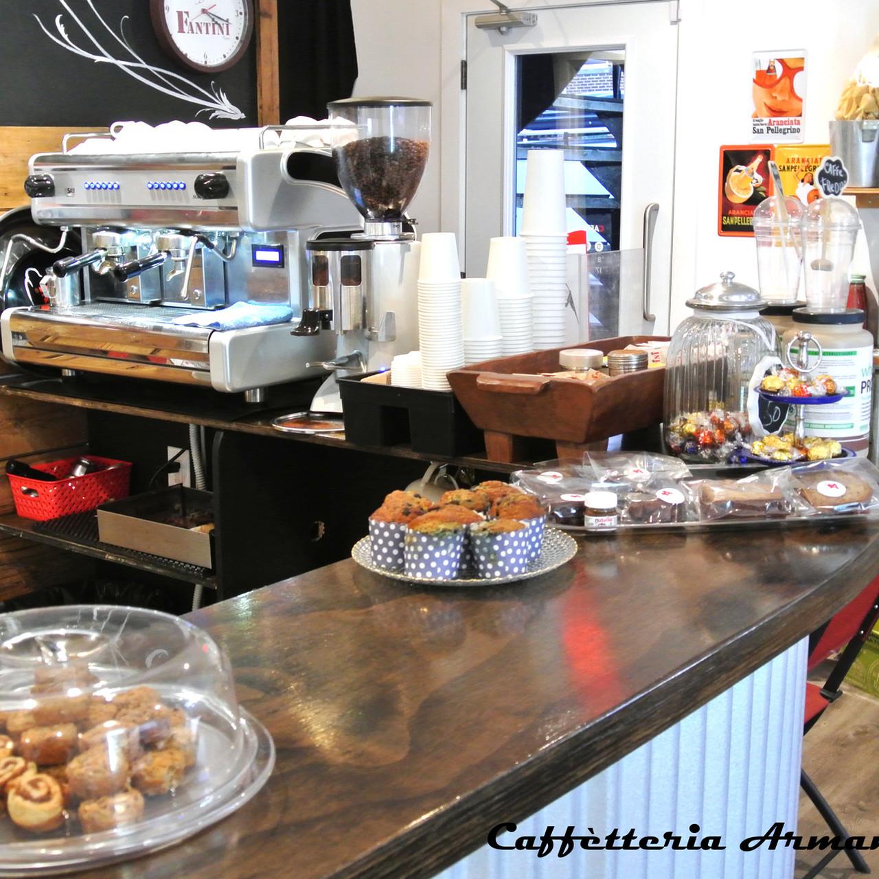 Images de la Caffèteria Armando - 1239 Rue de Bellechasse, Montréal - mtljtm - montréal - rosemont