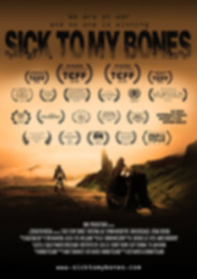 Sick To My Bones Poster