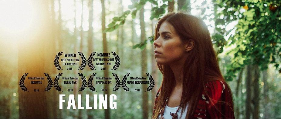 Falling Short Film Poster