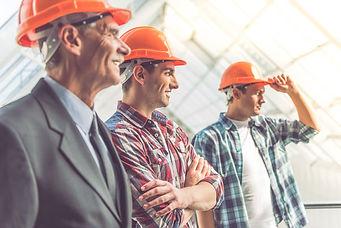 Experiencia y confianza - Seguridad Laboral