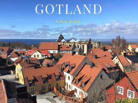 Trip bersama Host Family ke Gotland, pulau medieval terpencil di Swedia