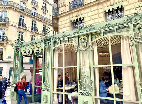 Sunday in Paris : Brunch & Shopping - Apr. 7, 2019