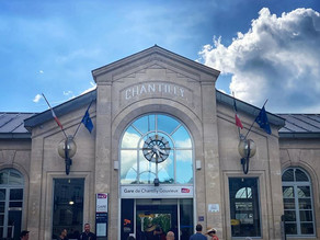 Spent the day with friends at Chantilly