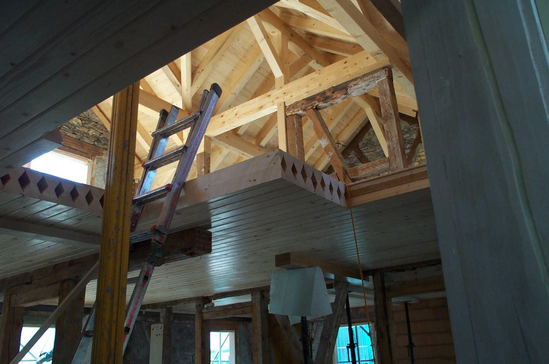 Umbau Bauernhaus Frutigen