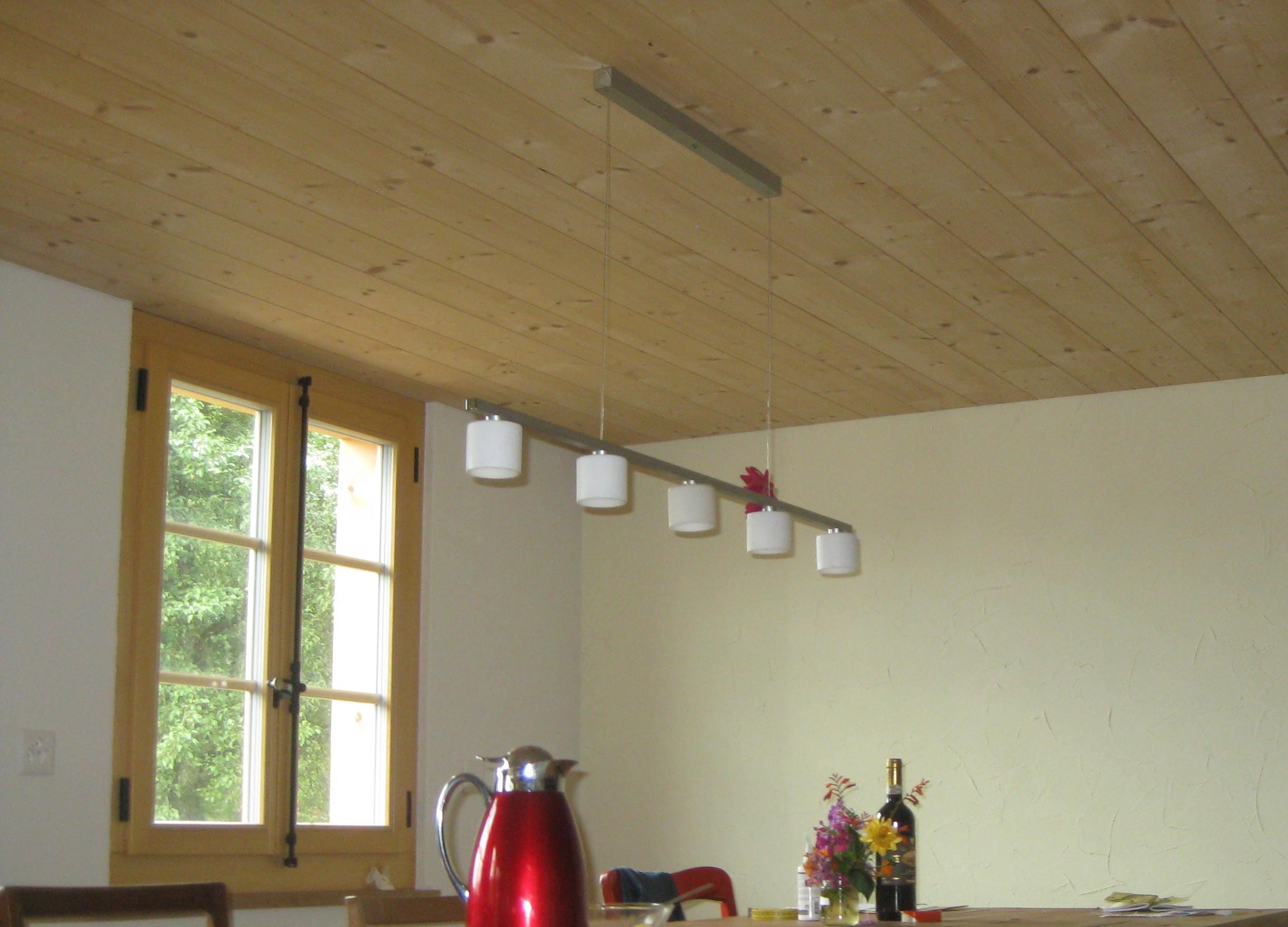 triasol Decke und Tisch bewohnt