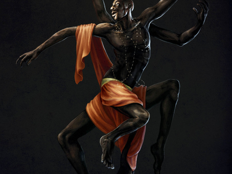 The Tale of Anansi and Nothing