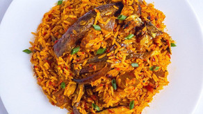 Jollof Rice: A West African Treasure