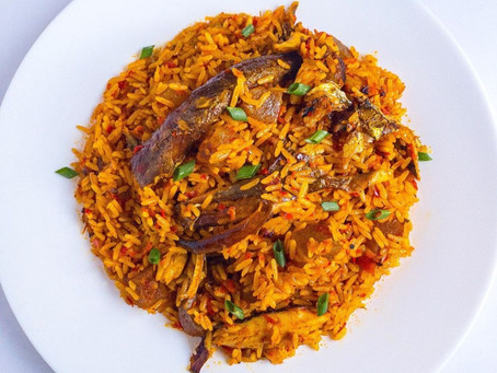 Jollof Rice: A West African Treasure