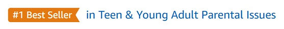 #1 best seller in teen & young adult parental issues