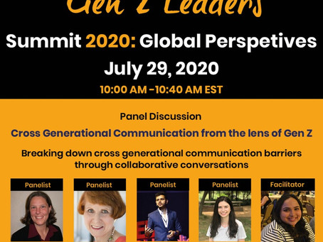 Should GenZ Be Treated As Equals? Maeve Ronan at GenZ Leadership Summit