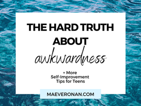 The Hard Truth About Awkwardness