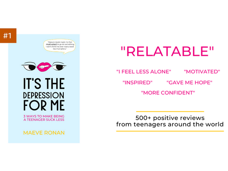 It's the Depression for Me: New Book for Gen Z