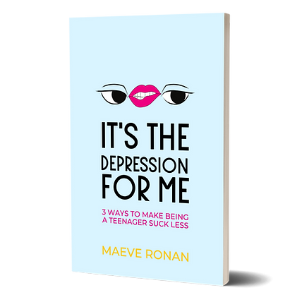 It's the Depression for Me (Paperback)