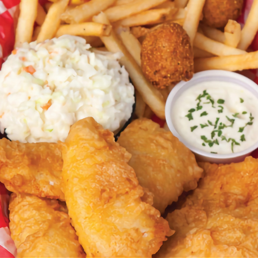 Camp Tippy Fish & Chicken Fry