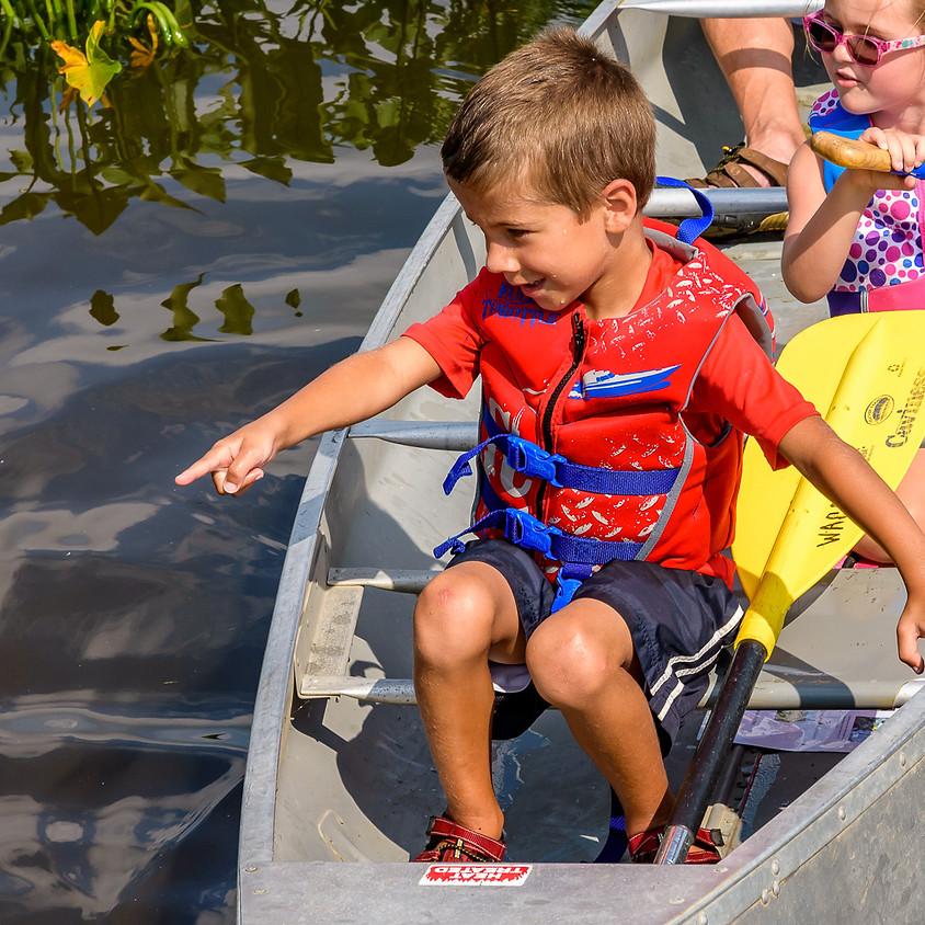 WACF Wetland Adventures for Kids:  Week 2