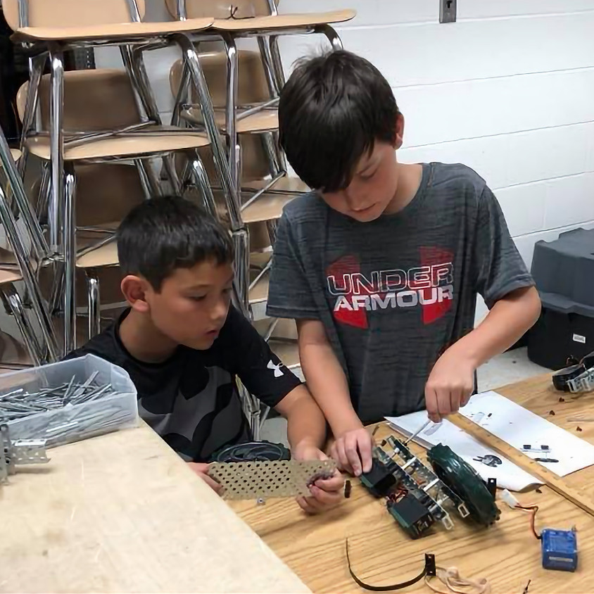 VEX Robotics Summer Camps