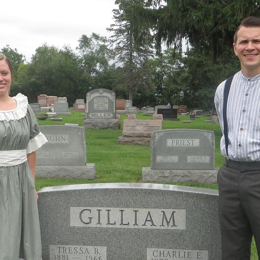 North Webster Cemetery Walk