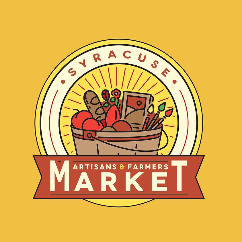 Syracuse Artisans & Farmers Market (August)
