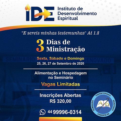 IDE - Instituto de Desenvolvimento Espiritual