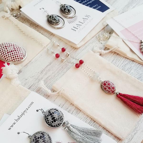 packaging empaquetado-joyas de plata-hal