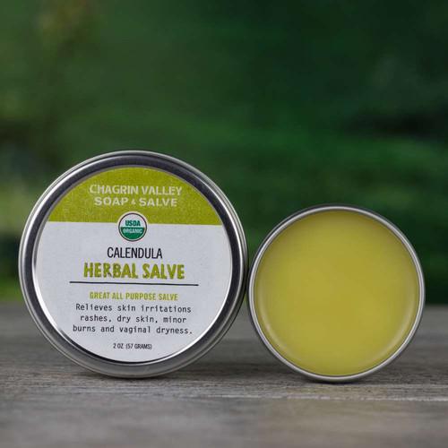 Calendula Herbal Salve