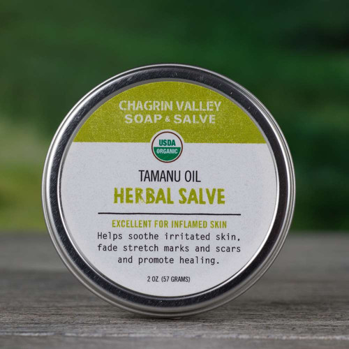 Chagrin Valley Soap & Salve | Earthly Beauty Inc | United States