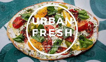 Thank you for dining with Urban Fresh. W