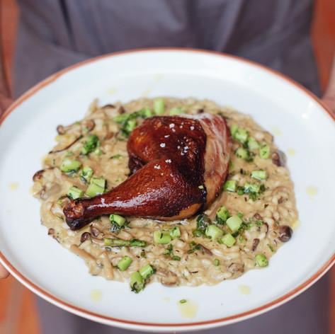 Chicken Risotto (Special)