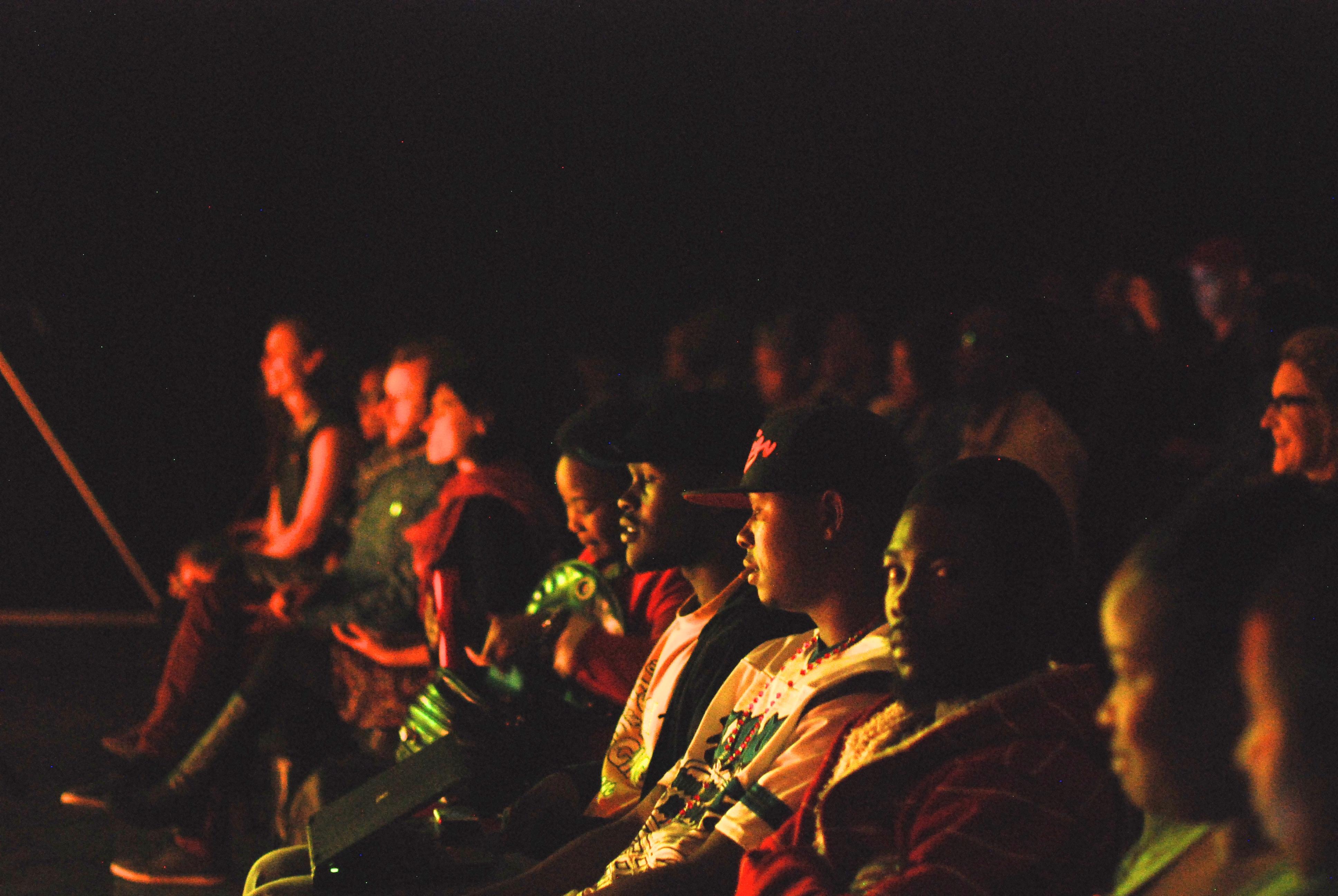 Audience Opening Night