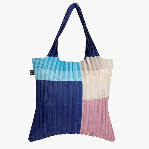 Pleated bag LOQI