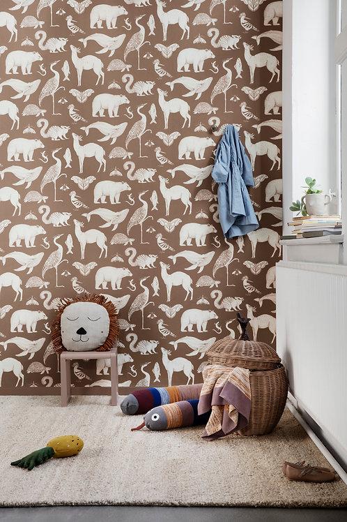 Safari Cushion Löwe