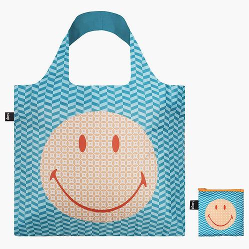 Smiley geometric Tasche  LOQI