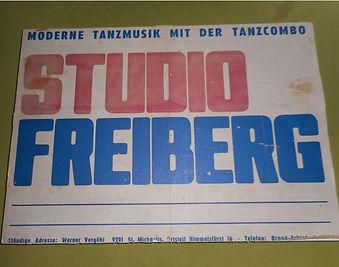 hans max werner, studio freiberg