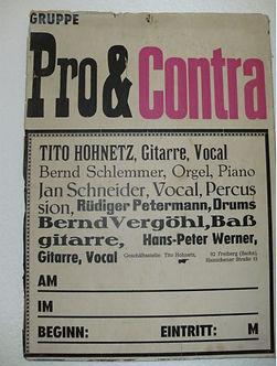 Pro und Contra